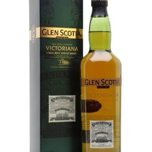 Glen Scotia Victoriana / Cask Strength Campbeltown Whisky