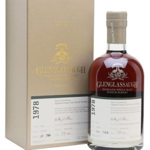 Glenglassaugh 1978 / 38 Year Old / PX Sherry Puncheon Highland Whisky