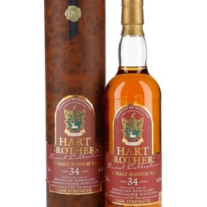 Macallan 1966 / 34 Year Old / Hart Brothers Speyside Whisky