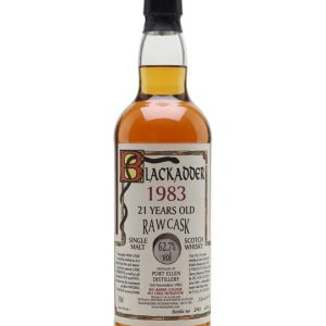 Port Ellen 1982 / 21 Year Old / Raw Cask / Blackadder Islay Whisky