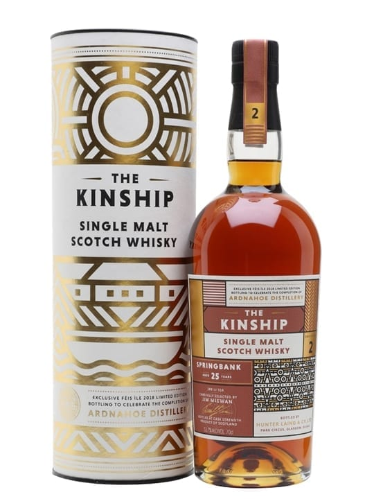 Springbank 1993 / 25 Year Old / Sherry Cask / The Kinship Campbeltown Whisky