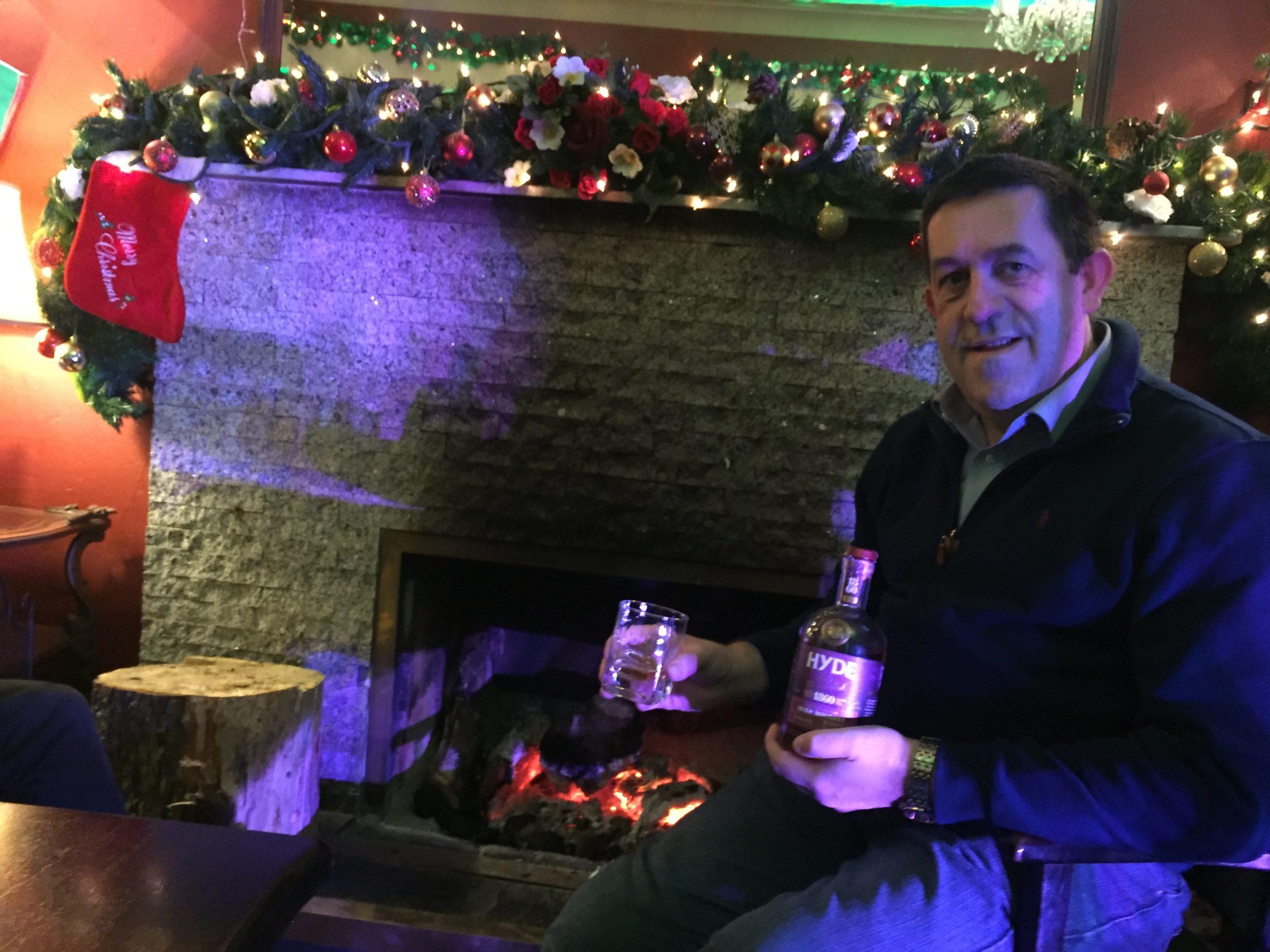 Whiskey Blogger Stuart McNamara