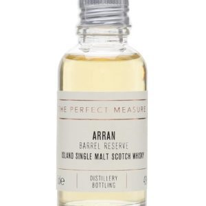 Arran Barrel Reserve Sample Island Single Malt Scotch Whisky