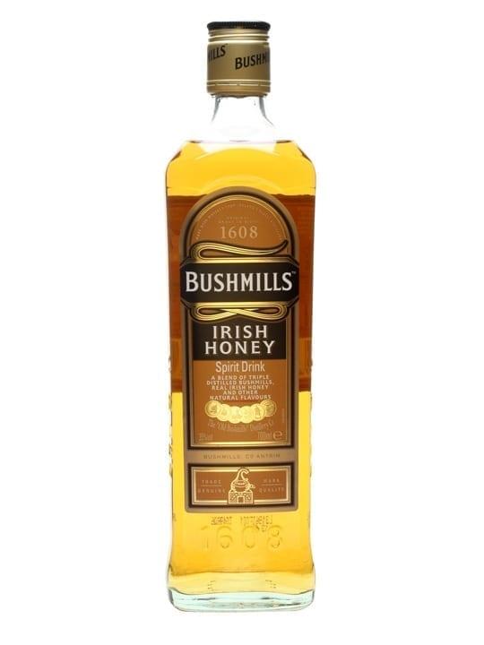 Bushmills Irish Honey Liqueur