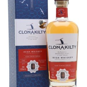 Clonakilty Port Cask Irish Whiskey Blended Irish Whiskey