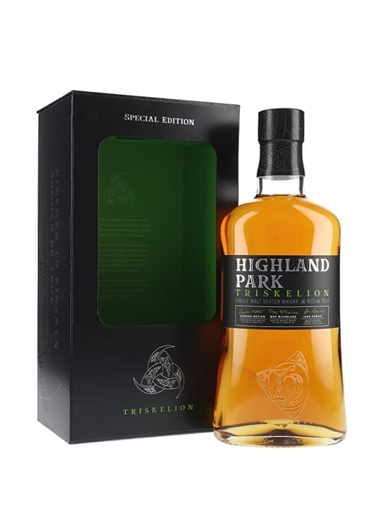 Highland Park Triskelion Island Single Malt Scotch Whisky