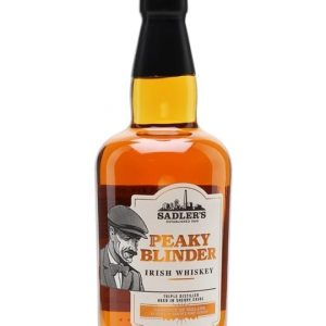 Sadler's Peaky Blinder Irish Whiskey Blended Irish Whiskey