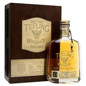 Teeling 33 Year Old / Vintage Reserve Collection
