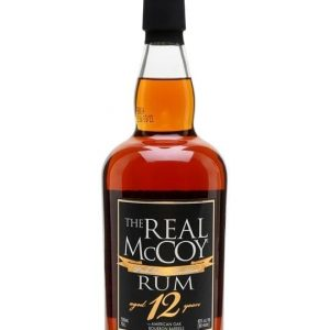 The Real McCoy 12 Year Old Rum / Bourbon Barrels