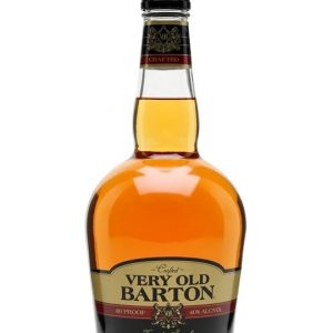 Very Old Barton / 80 Proof Kentucky Straight Bourbon Whiskey