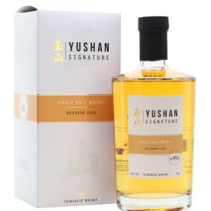 Yushan Bourbon Single Malt Taiwanese Single Malt Whisky