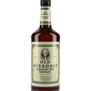 Old Overholt 3 Year Old / Litre Kentucky Straight Rye Whiskey