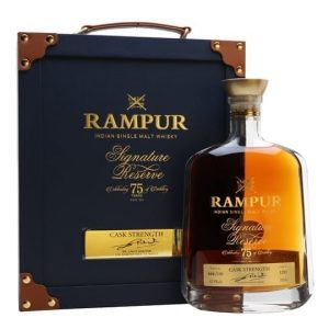 Rampur Single Malt Signature Reserve Indian Single Malt Whisky