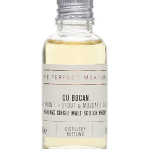 Cu Bocan Creation 1 Sample / Stout & Moscatel Cask Highland Whisky