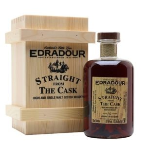 Edradour 2009 SFTC / 10 Year Old / Sherry Cask Highland Whisky