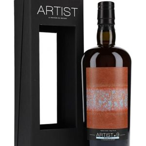Bruichladdich 1990 / 25 Year Old /Peaty Artist #9 / SIG for LMDW Islay Whisky