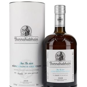 Bunnahabhain Moine 2008 / French Oak Finish / Feis Ile 2019 Islay Whisky