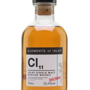 Cl11 - Elements of Islay Islay Single Malt Scotch Whisky