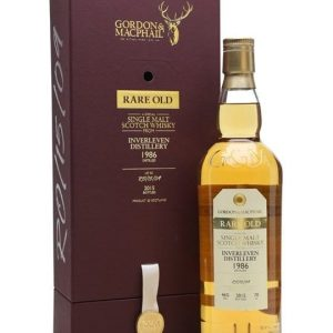 Inverleven 1986 / Bot.2015 / Rare Old Lowland Whisky