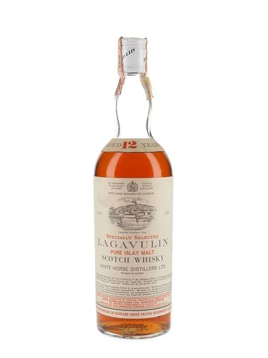 Lagavulin 12 Year Old / Bot.1970s Islay Single Malt Scotch Whisky