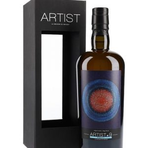 Laphroaig 1998 / 20 Year Old / Peaty Artist #9 / SIG for LMDW Islay Whisky