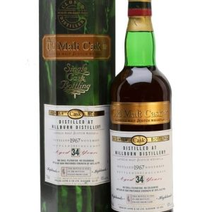 Millburn 1967 / 34 Year Old / Sherry Cask / Old Malt Cask Highland Whisky