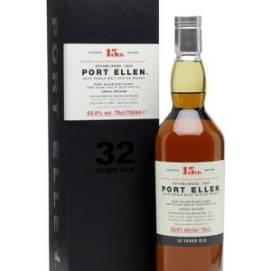 Port Ellen 1983 / 32 Year Old / 15th Release (2015) Islay Whisky