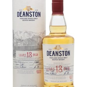 Deanston 18 Year Old / Bourbon Matured Highland Whisky