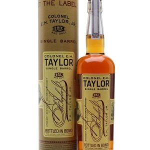 E. H. Taylor Single Barrel Kentucky Straight Bourbon Whiskey