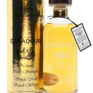 Edradour 2008 / 11 Year Old / Bourbon Cask Highland Whisky