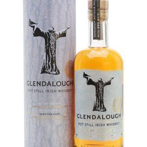 Glendalough Pot Still Single Pot Still Irish Whiskey