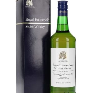 Royal Household / Japanese Import / Bot.1980s Blended Scotch Whisky