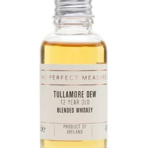 Tullamore Dew 12 Year Old Sample / Special Reserve