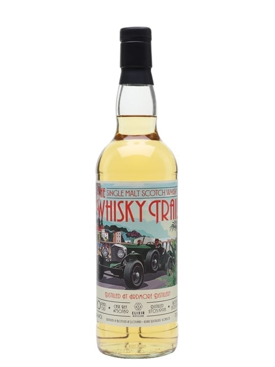 Ardmore 1998 / 20 Year Old / Whisky Trail Retro Cars Highland Whisky