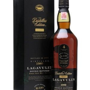 Lagavulin 1989 / Distillers Edition Islay Single Malt Scotch Whisky