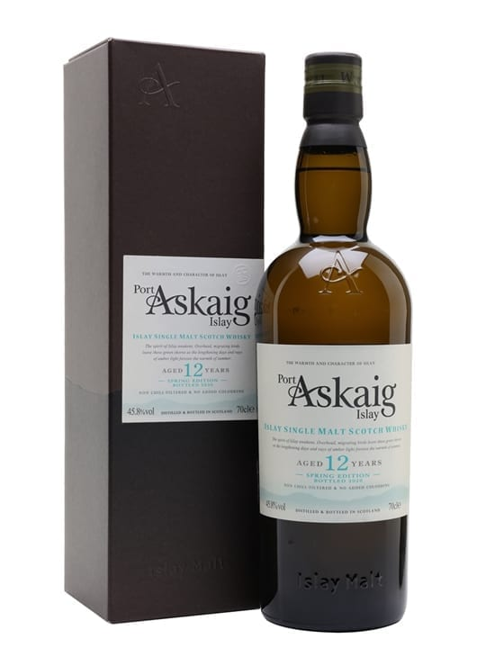 Port Askaig 12 Year Old / Spring Edition Islay Whisky