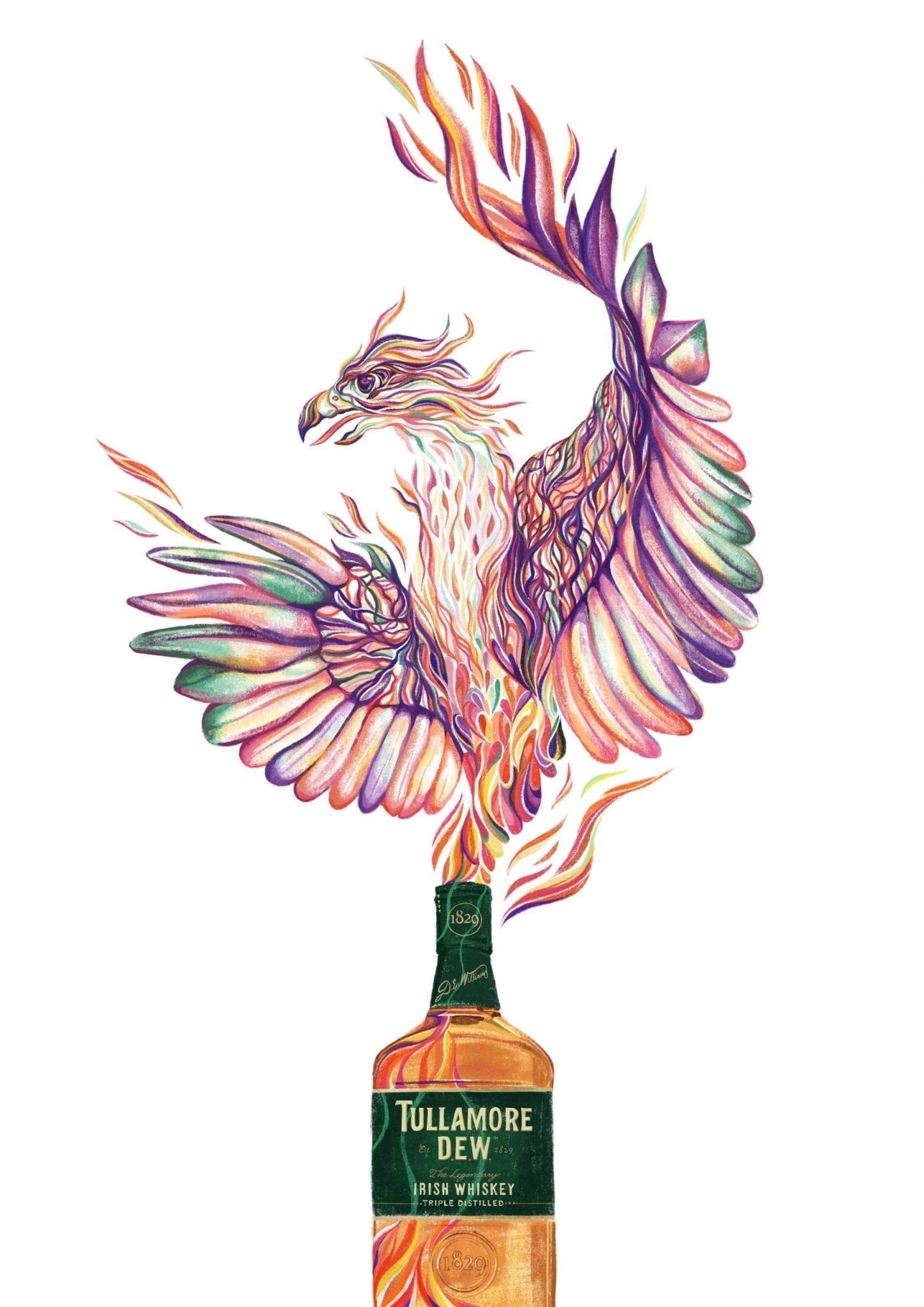 Tullamore Phoenix Art piece scaled