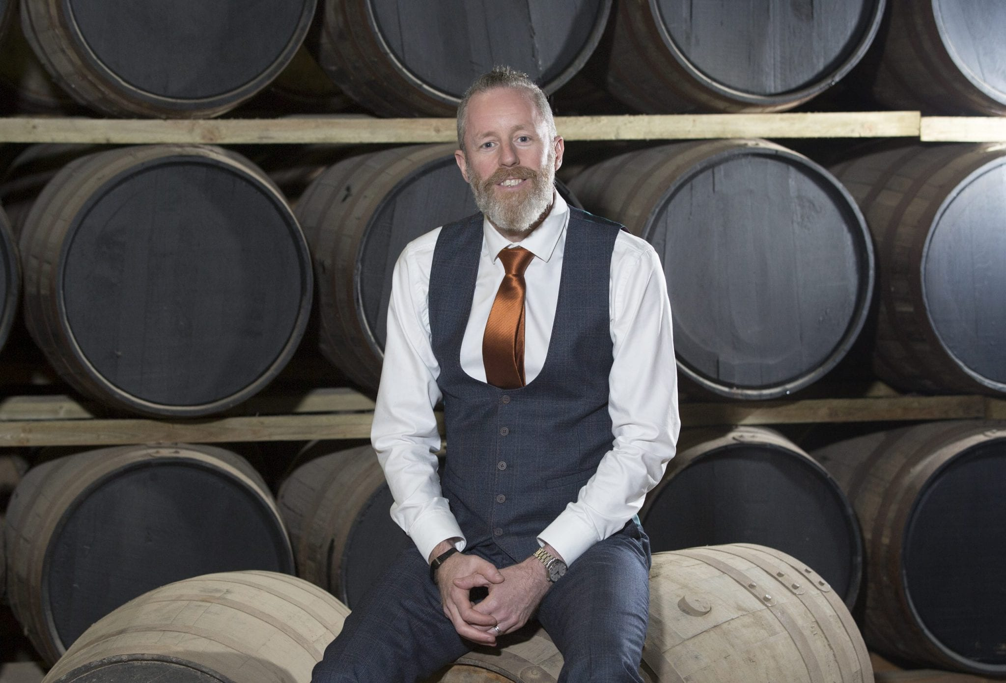 Dunville Irish Whiskey Brand Ambassador Jarlath Watson. Irish Whiskey Blog
