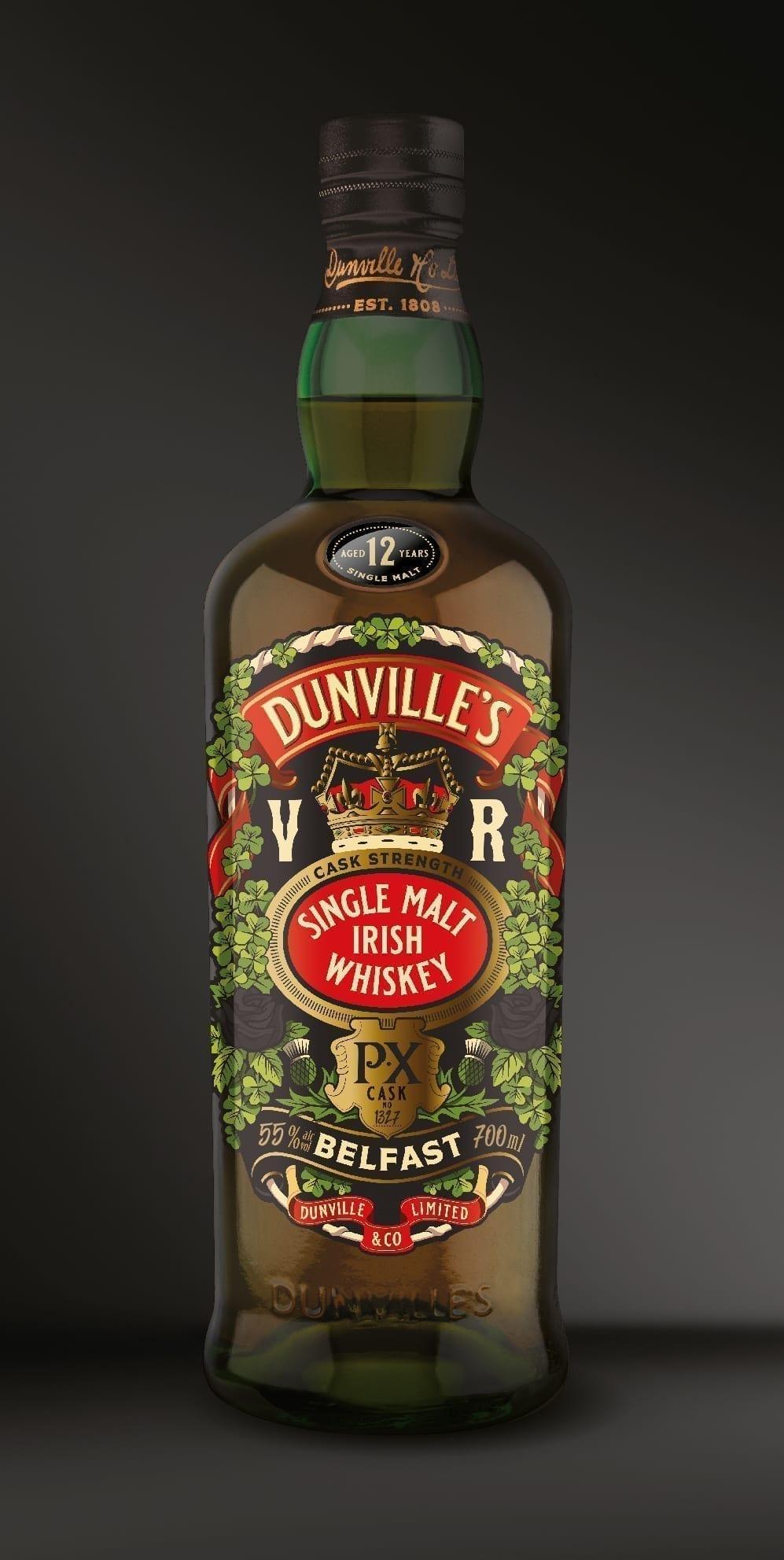 Dunvilles PX CS Botle