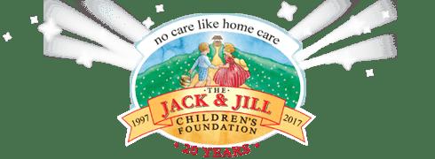 Jack and Jill logo 20yrs