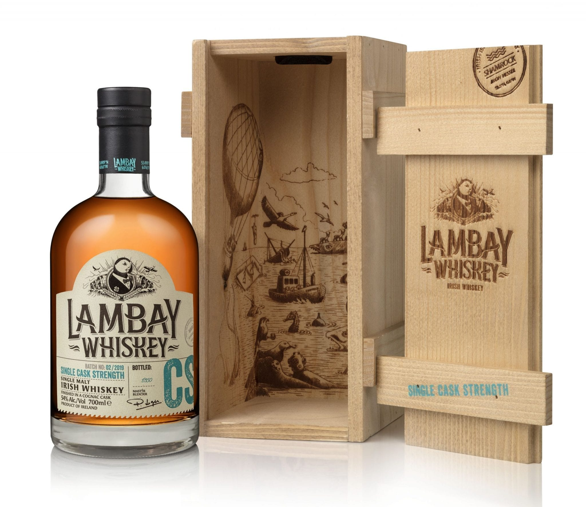 LAMBAY Cask Strength 03 scaled
