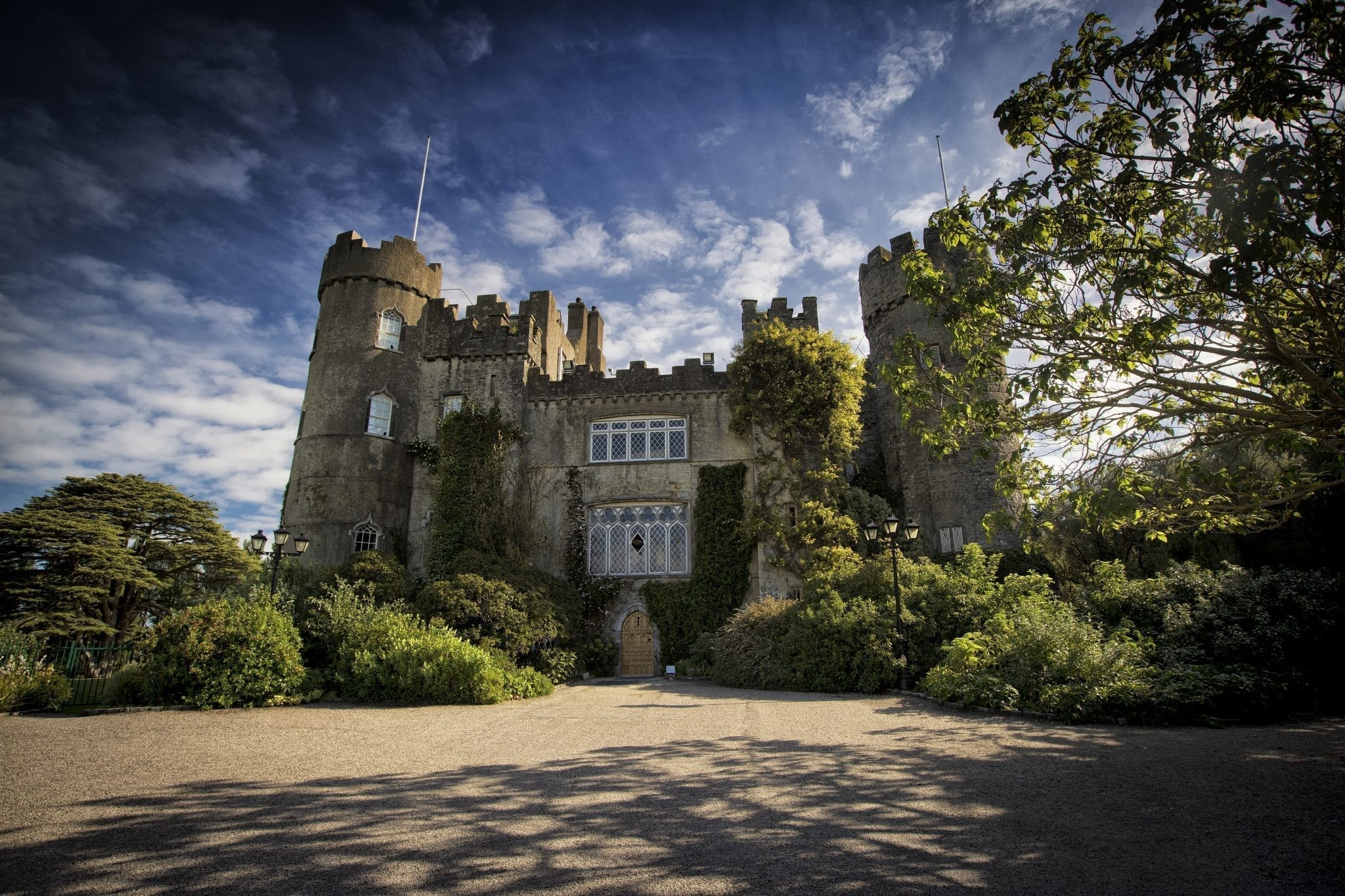 Malahide Castle Whiskey Tastings. Irish Whiskey Blogger Stuart McNamara