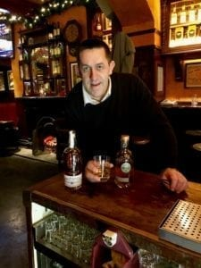 Irish Whiskey TrailStuart McNamara Sonny Molloys Galway