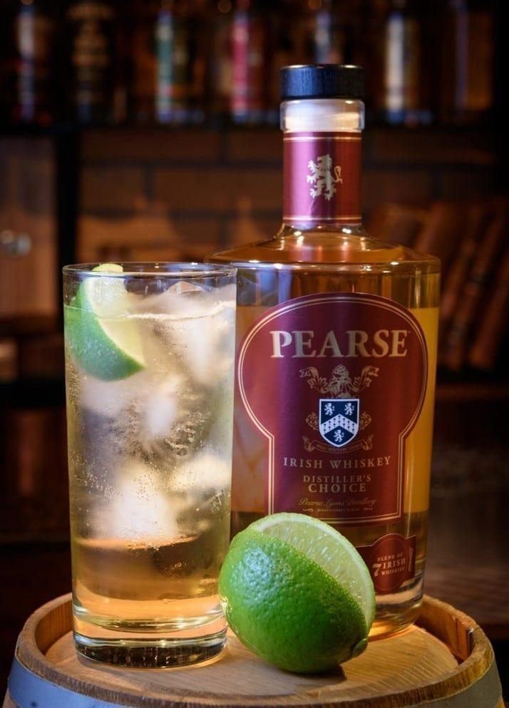 Pearse Whiskey 5 Year Old Irish Single Malt Irish Whiskey. Pearse Lyons Distillery Dublin, Irish Whiskey Trail, Dublin Whiskey Trail. Best Irish Whiskey Brands. Stuart Mcnamara Irish Whiskey Blogger. Pearse Irish Whiskey Review.