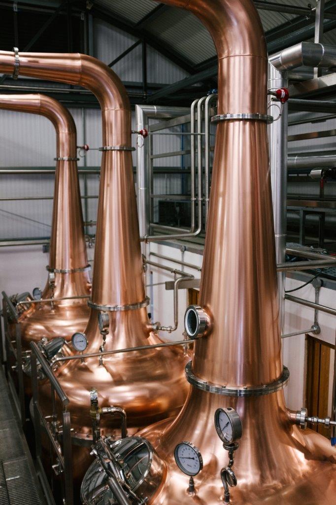Irish Whiskey Trail - Ballykeefe Distillery