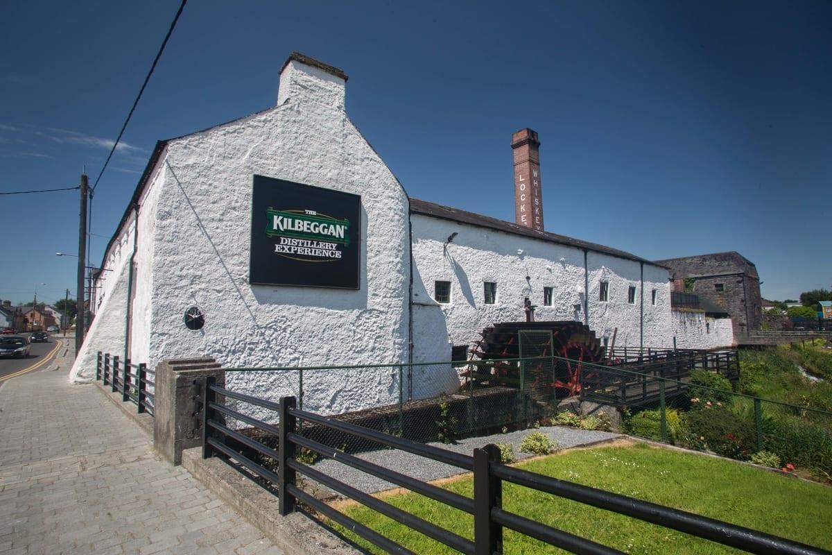 Irish Whiskey Trail Kilbeggan Distillery