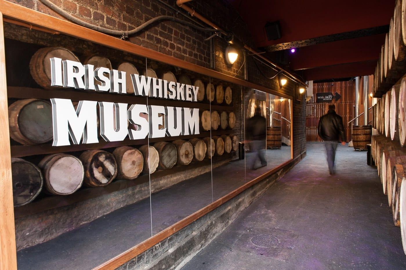 Irish Whiskey Trail - Irish Whiskey Museum
