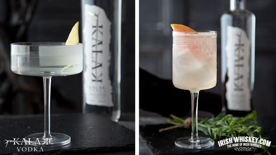 Kalak Irish Vodka Review
