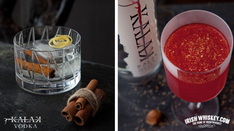 Kalak Vodka From Ireland Review
