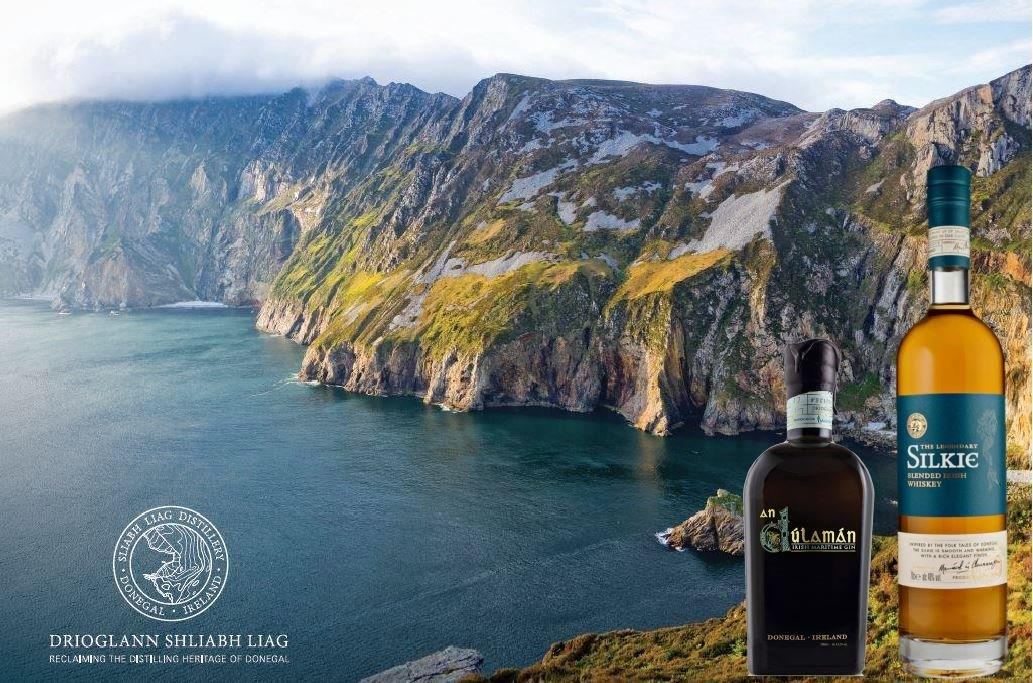 The new Sliabh Liag Irish Whiskey Distillery and Visitor Centre will create major opportunities for tourism in Southwest Donegal.